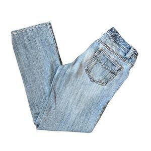 Banana Republic Jeans 8 Straight Leg